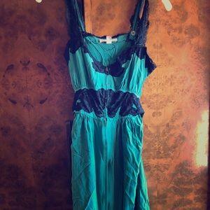 Betsy Johnson Lacey dress